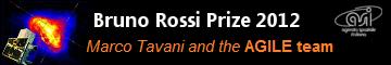 Bruno Rossi Prize Banner